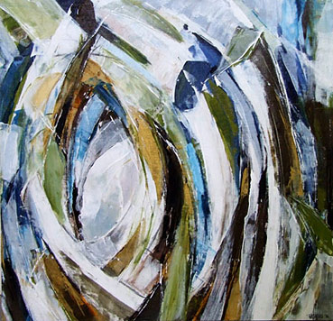 rosemary Eagles nz abstract artist